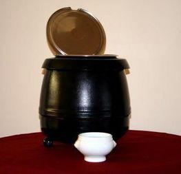 chauffe-potage 20€ hors tva