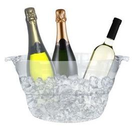 vasque champagne plexi 6€ hors tva