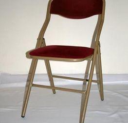chaise velours bordeaux 2€  hors tva