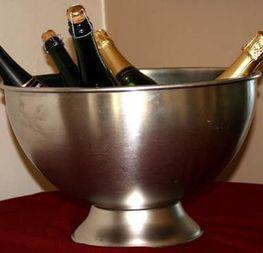 vasque champagne inox 10€ hors tva