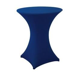 housse mange-debout bleu-roi stretch 7€ htva