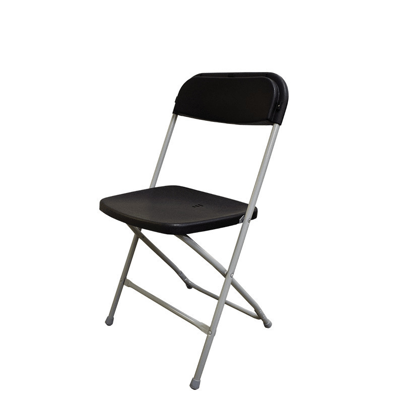 location 300 chaises pliantes velours noir